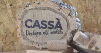 The Cork Tour in the town of Cassà
